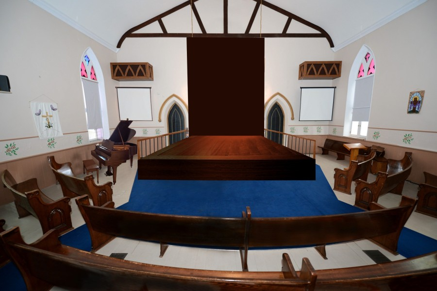 churchpiano