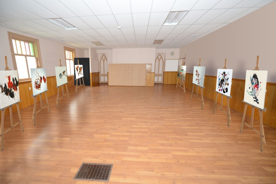 display-room